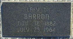 Lafayette Taylor Lafy Barron
