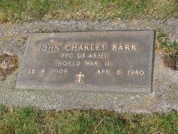 John Charles Barr