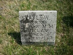 Paul W Irelan