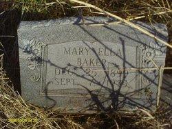 Mary Ella Baker