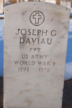 Joseph G Daviau