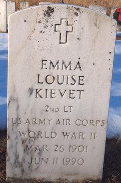 Emma Louise Kievet