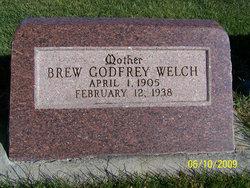 Cora Brew <i>Godfrey</i> Welch