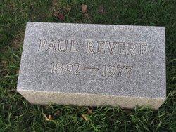 Paul Revere Decker
