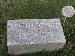 Dr Philip Harold Decker