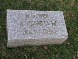 Rosanna M <i>Hartranft</i> Decker