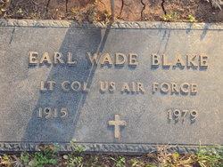 Earl Wade Blake