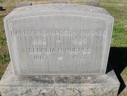 Harry Richardson Hughes