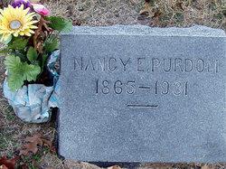 Nancy Ellen <i>Gossage</i> Purdom