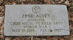 Fred Alvey