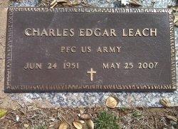 PFC Charles Edgar Leach