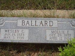 Mollie E. Ballard