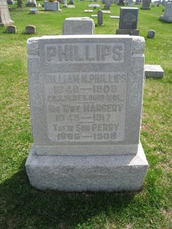 Margery P. <i>Chance</i> Phillips