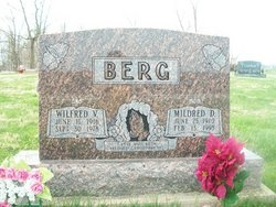 Mildred D. <i>Hungerford</i> Berg