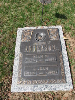 Lois Jean <i>McMinn</i> Anderson