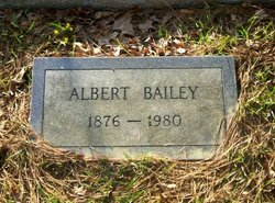 Albert Bailey