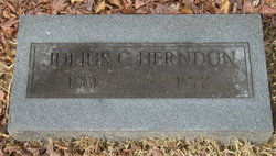 Julius Clay J. C. & Dude Herndon