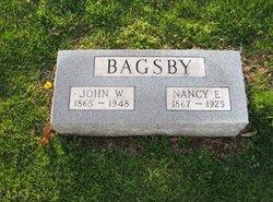 Nancy Elizabeth <i>Hayden</i> Bagsby