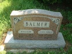 Malcolm Grace Balmer