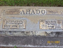 Bertrand Ahado