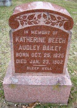 Katherine <i>Bailey</i> Beech