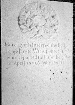 Capt John Worthington, Sr