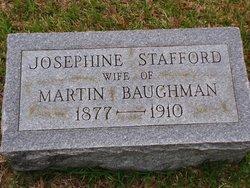 Josephine <i>Stafford</i> Baughman
