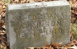 Mellceana F Atkinson