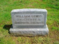 William Lewis Daugherty, Jr