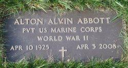 Pvt Alton Alvin Abbott