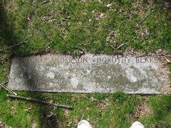 Mrs Dorothy <i>Blake</i> Anderson