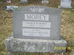 Katherine <i>Preston</i> Morey