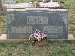 Andrew J Cash
