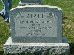 George Alvin Riale