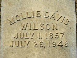 Mollie <i>Davis</i> Wilson