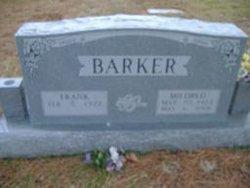 Mildred M. <i>Bailey</i> Barker