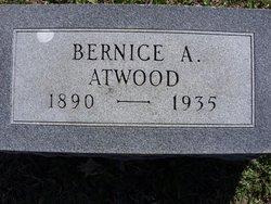 Bernice Anna <i>Ruby</i> Atwood