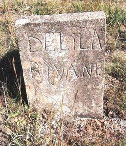 Delilah <i>Jones</i> Bryant