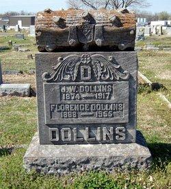 Florence <i>Foster</i> Dollins