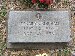Leonard Lionel Bingham