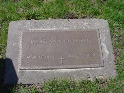 Mary Ann <i>Stopperer</i> Choumee