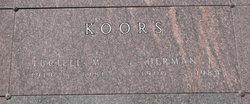 Lucille <i>Stahl</i> Koors