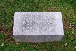 Anna Annie <i>McArthur</i> Littig