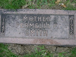 Permelia Frances <i>Cook</i> Smith