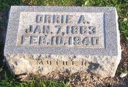 Orris Ann <i>Wing</i> Curtis