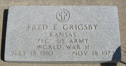 Fred E. Grigsby