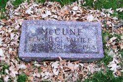 Edward C McCune