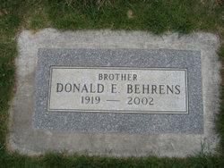 Donald Edwin Behrens
