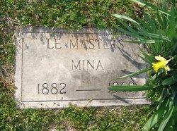 Elmina Mina <i>Campbell</i> LeMasters