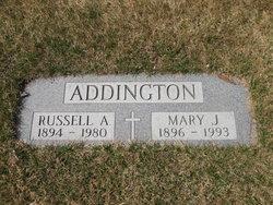 Mary J. Addington